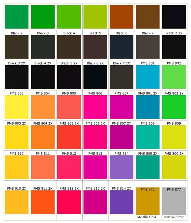 ตารางสีสำหรับพลาสติก (15)