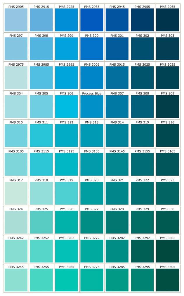 ตารางสีสำหรับพลาสติก (6)