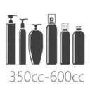 ขวดพลาสติกขนาด 350cc-600cc