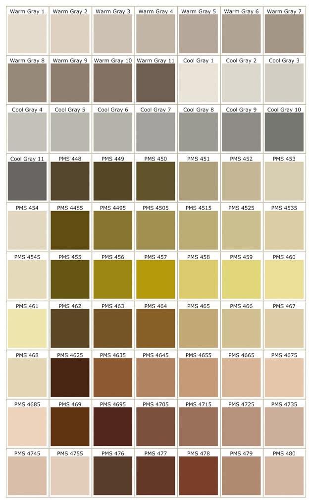 ตารางสีสำหรับพลาสติก (9)