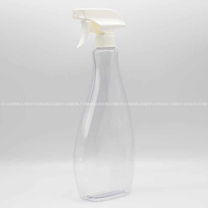 BPVC145 ขวดพลาสติก 650ml (2)