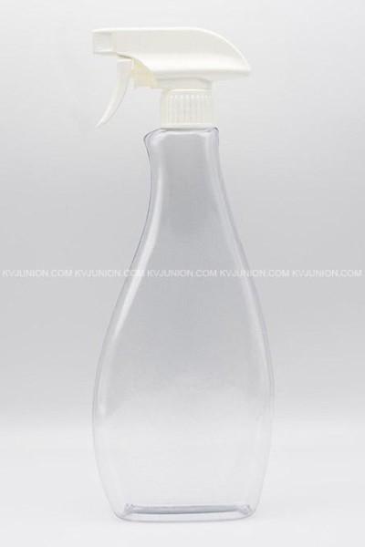 BPVC145 ขวดพลาสติก 650ml (1)