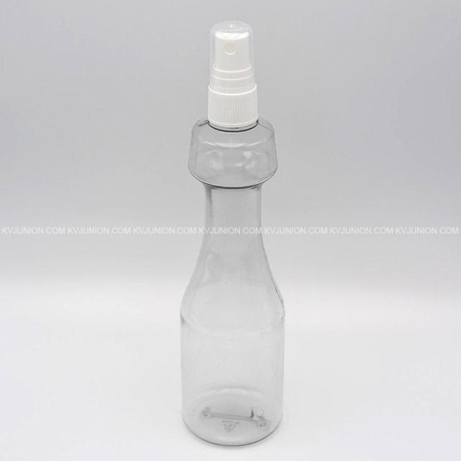 BPVC18 ขวดพลาสติก 220ml (2)