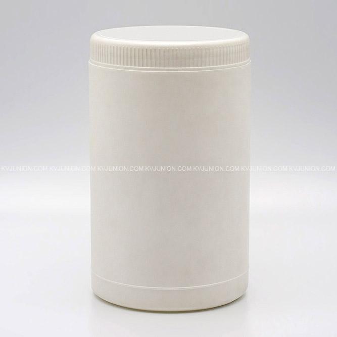 JPE37K กระปุกพลาสติก 1000cc (2)