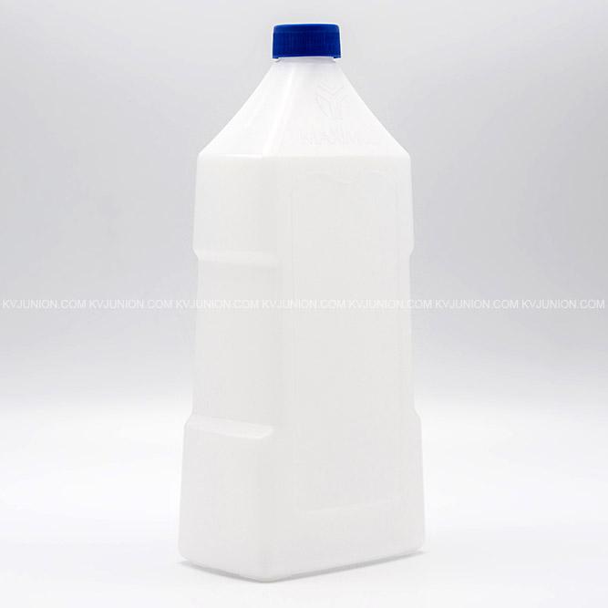 MP47 ขวดน้ำยาทำความสะอาด มีเอกลักษณ์ พิมพ์โลโก้บนเนื้อขวดพลาสติก (2)