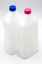 MP47 ขวดน้ำยาทำความสะอาด มีเอกลักษณ์ พิมพ์โลโก้บนเนื้อขวดพลาสติก (4)
