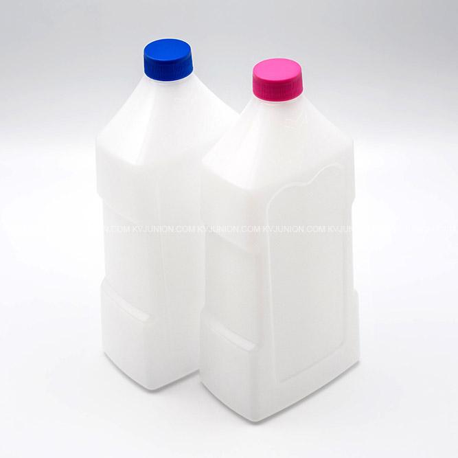 MP47 ขวดน้ำยาทำความสะอาด มีเอกลักษณ์ พิมพ์โลโก้บนเนื้อขวดพลาสติก (6)