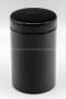 MP63CM กระปุกพลาสติก 300กรัม สีดำเงา (1)