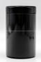 MP63CM กระปุกพลาสติก 300กรัม สีดำเงา (3)