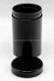 MP63CM กระปุกพลาสติก 300กรัม สีดำเงา (2)