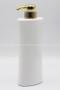 MP72CM ขวดปั๊มครีมขาวเงา พร้อมปั๊มทองเงา (4)