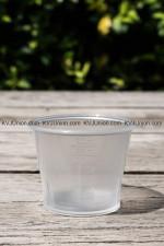 PPP1 ถ้วยตวงพลาสติก 30ml
